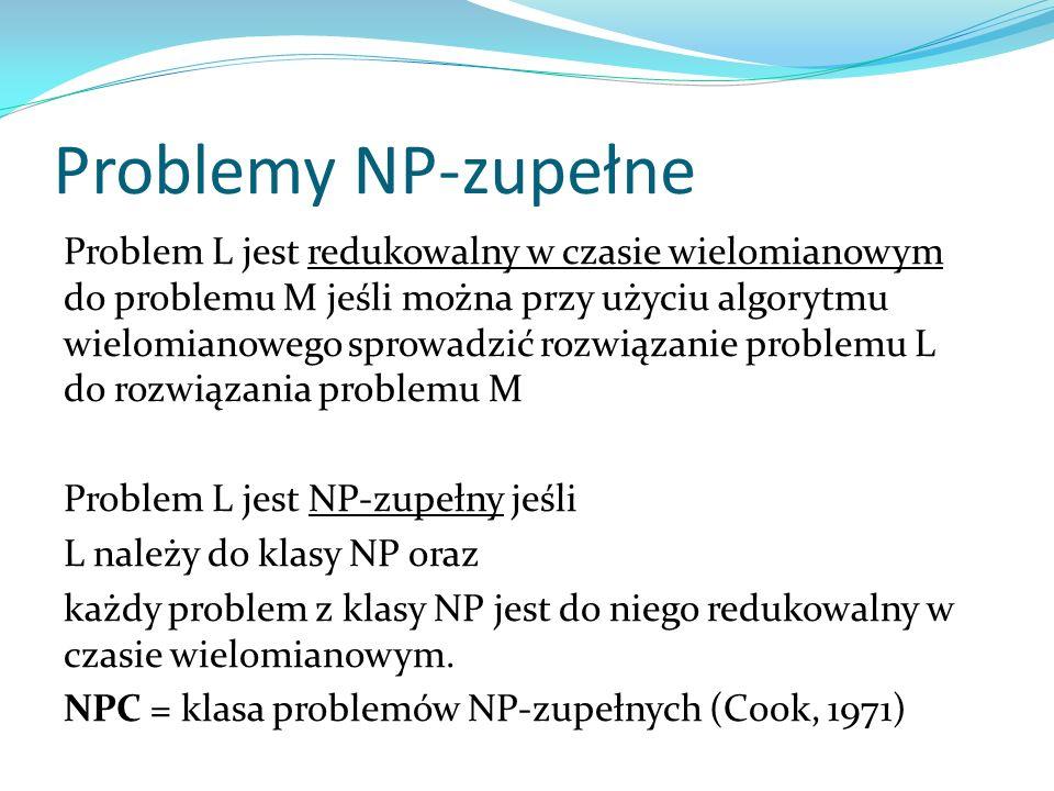 Problemy NP-zupełne