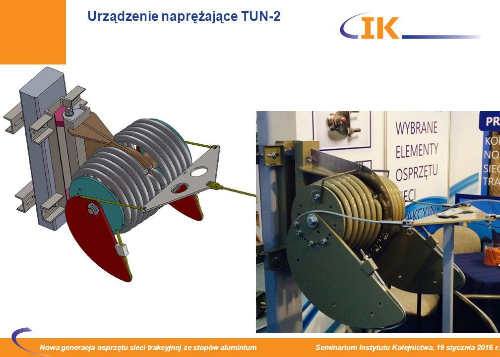 Urządzenie naprężające TUN-2