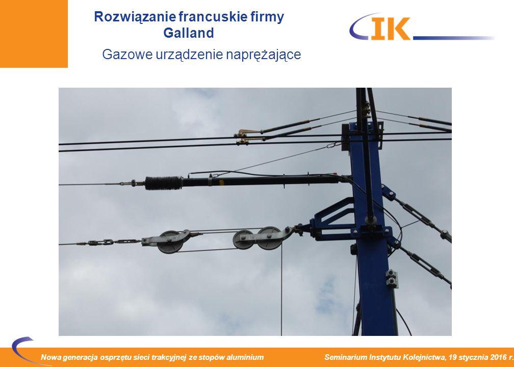 Rozwiązanie francuskie firmy Galland Powietrze atmosferyczne