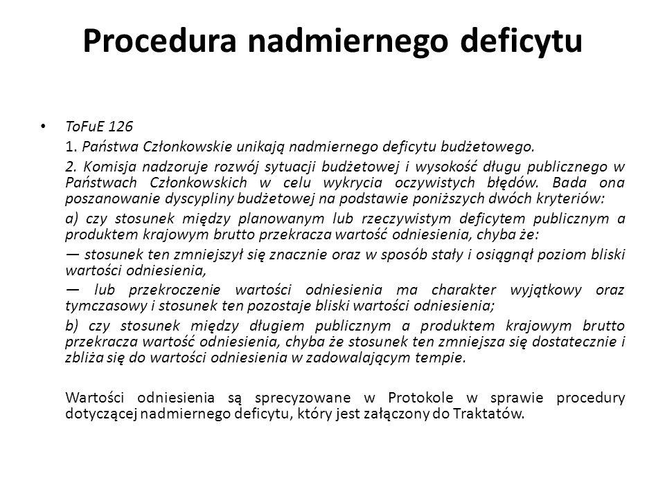 Procedura nadmiernego deficytu