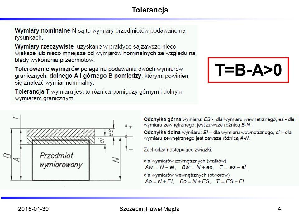 Specyfikacja geometrii wyrobów (GPS)