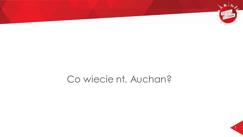 Co wiecie nt. Auchan