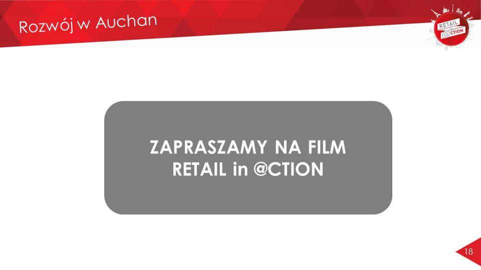 ZAPRASZAMY NA FILM RETAIL in @CTION