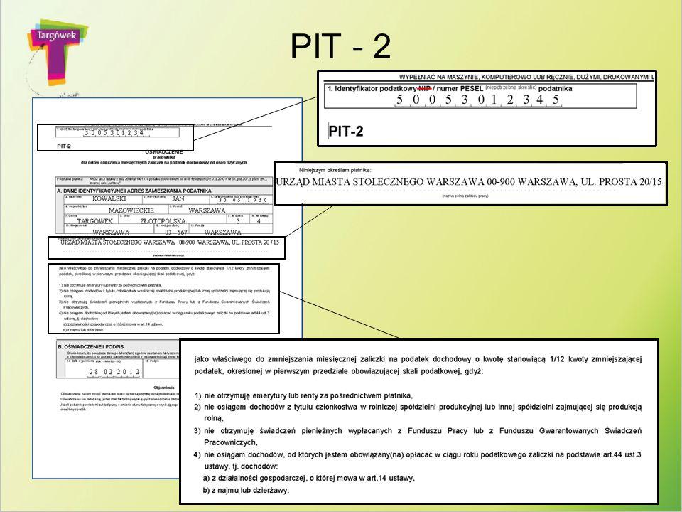 PIT - 2 10