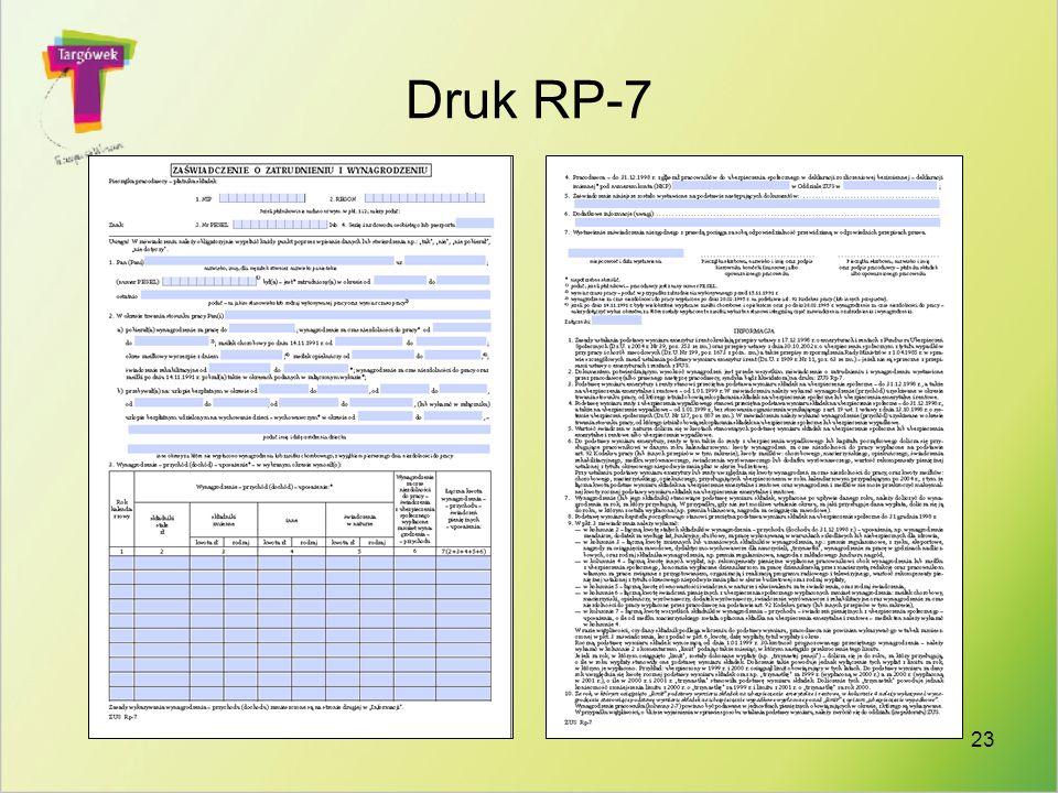 Druk RP-7