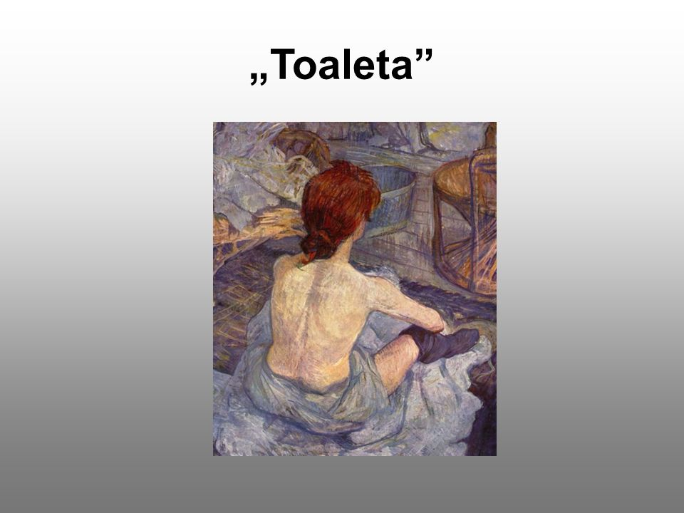 """Toaleta"