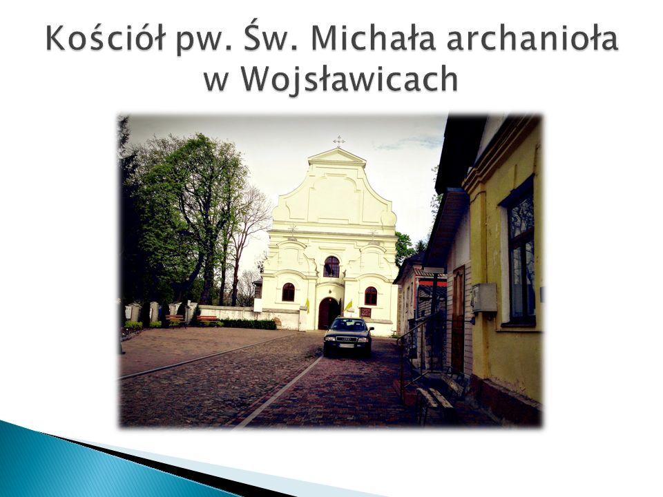 Kościół pw. Św. Michała archanioła w Wojsławicach