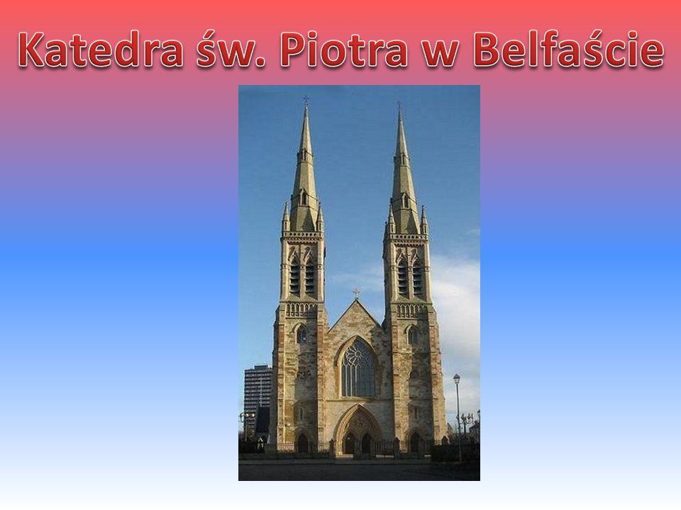 Katedra św. Piotra w Belfaście