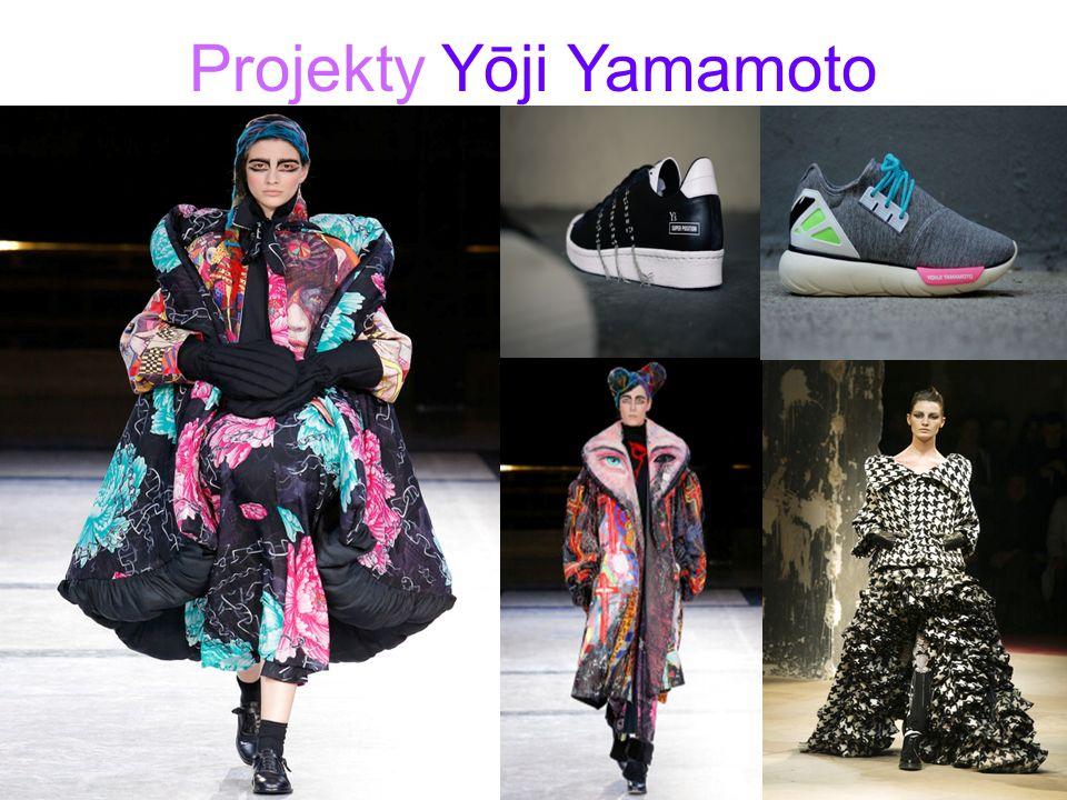 Projekty Yōji Yamamoto