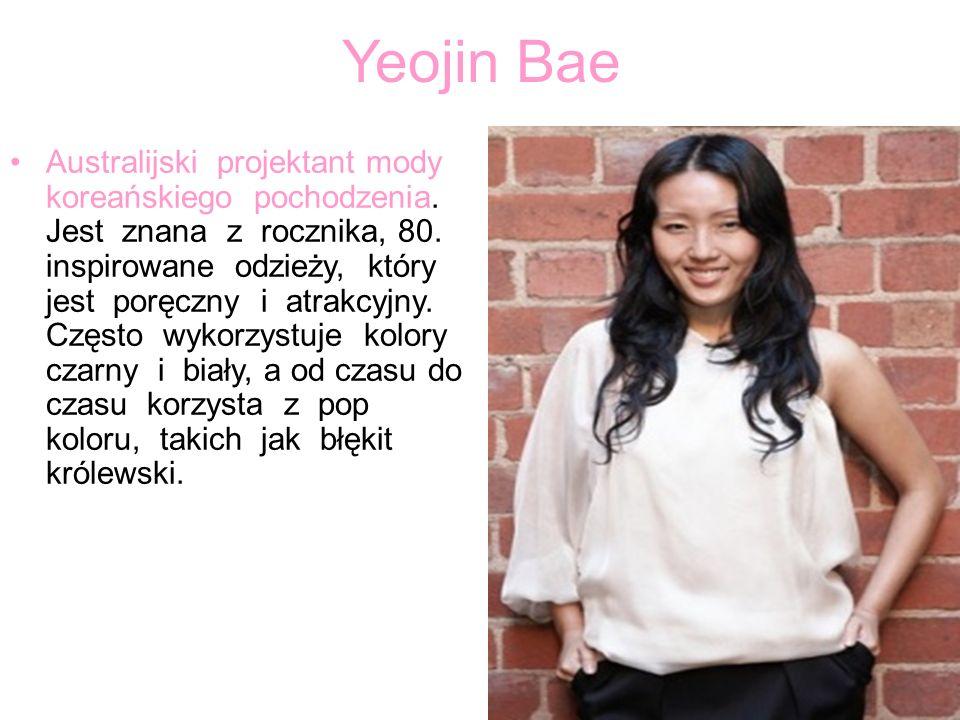 Yeojin Bae