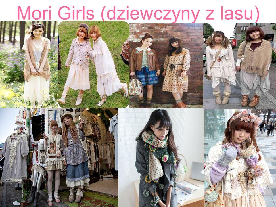 Mori Girls (dziewczyny z lasu)