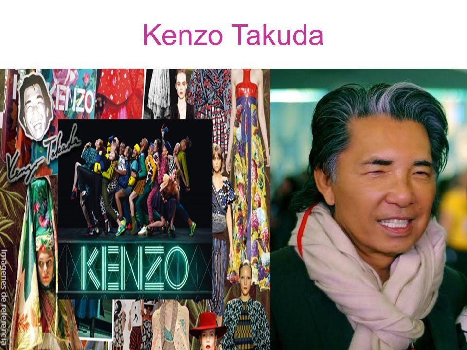 Kenzo Takuda .