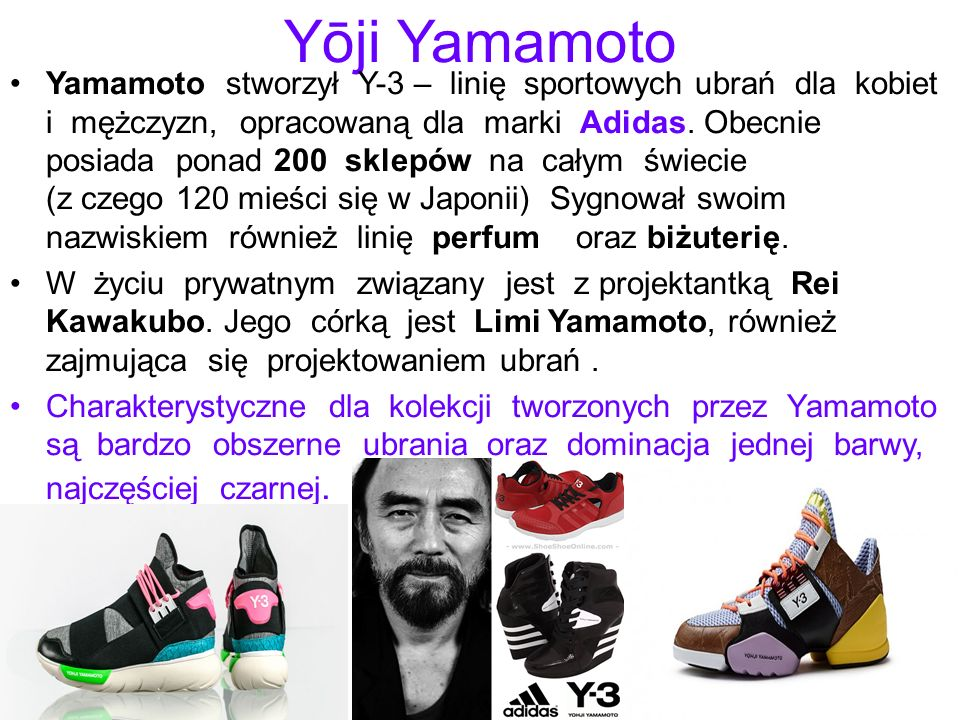 Yōji Yamamoto