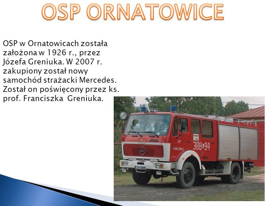OSP ORNATOWICE
