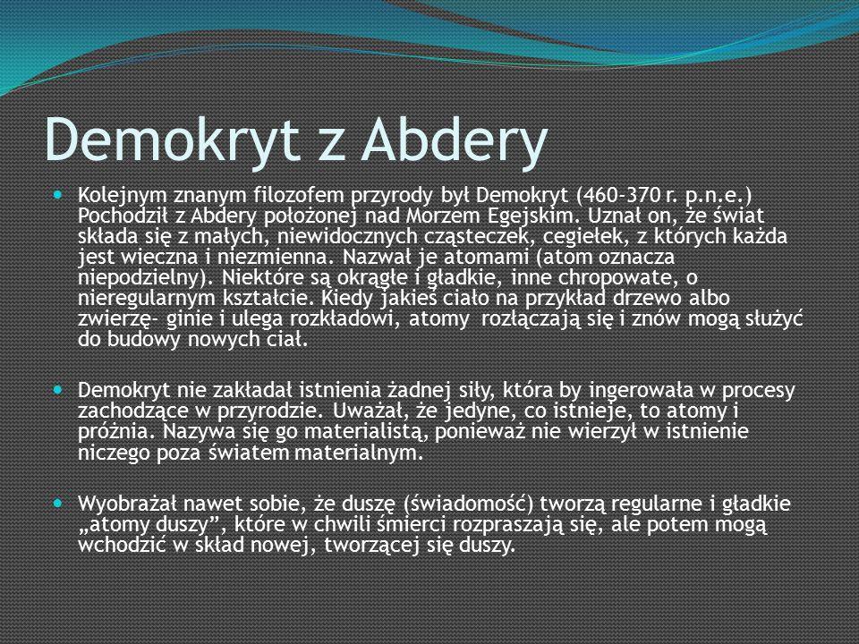 Demokryt z Abdery
