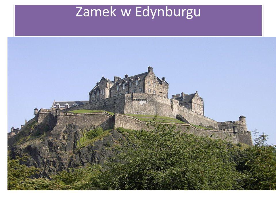 Zamek w Edynburgu Copyright © Travelin.pl