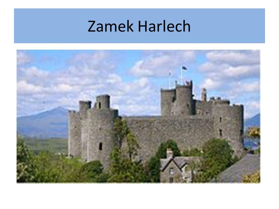 Zamek Harlech