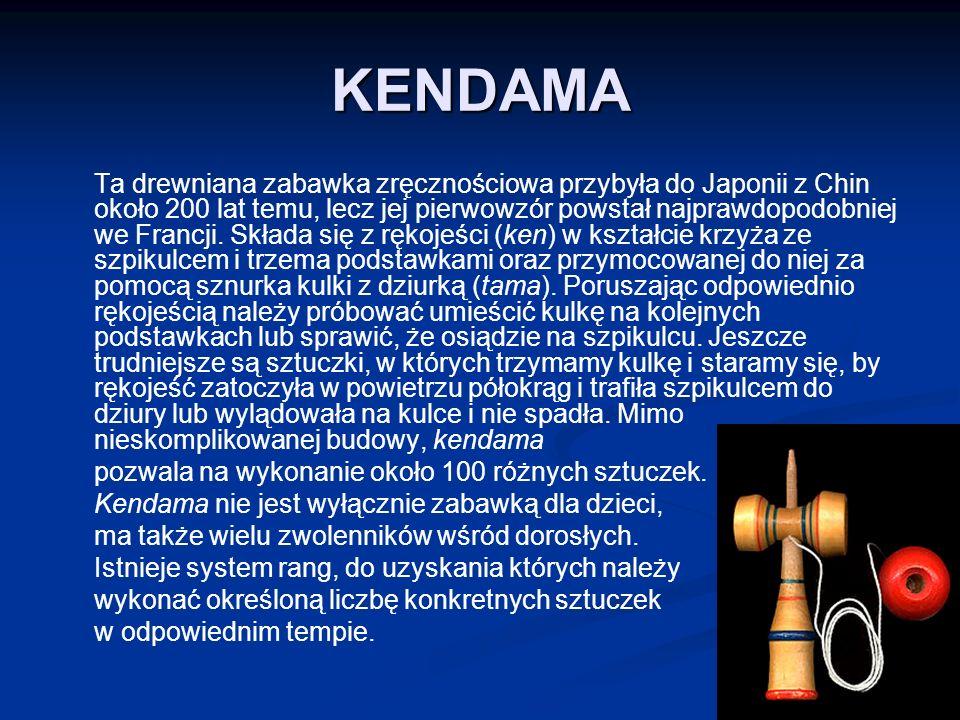 KENDAMA