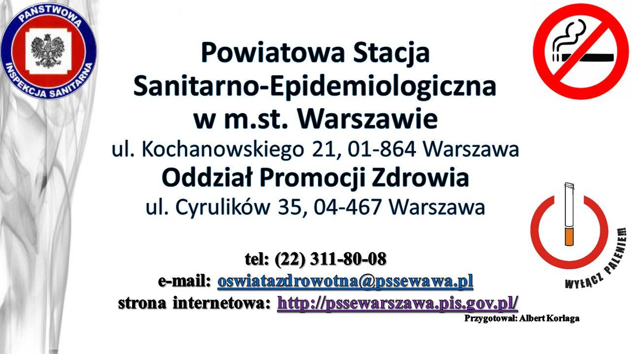 Powiatowa Stacja Sanitarno-Epidemiologiczna w m.st. Warszawie