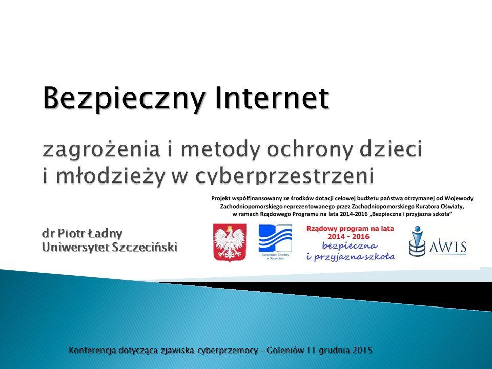zagrożenia i metody ochrony dzieci i młodzieży w cyberprzestrzeni