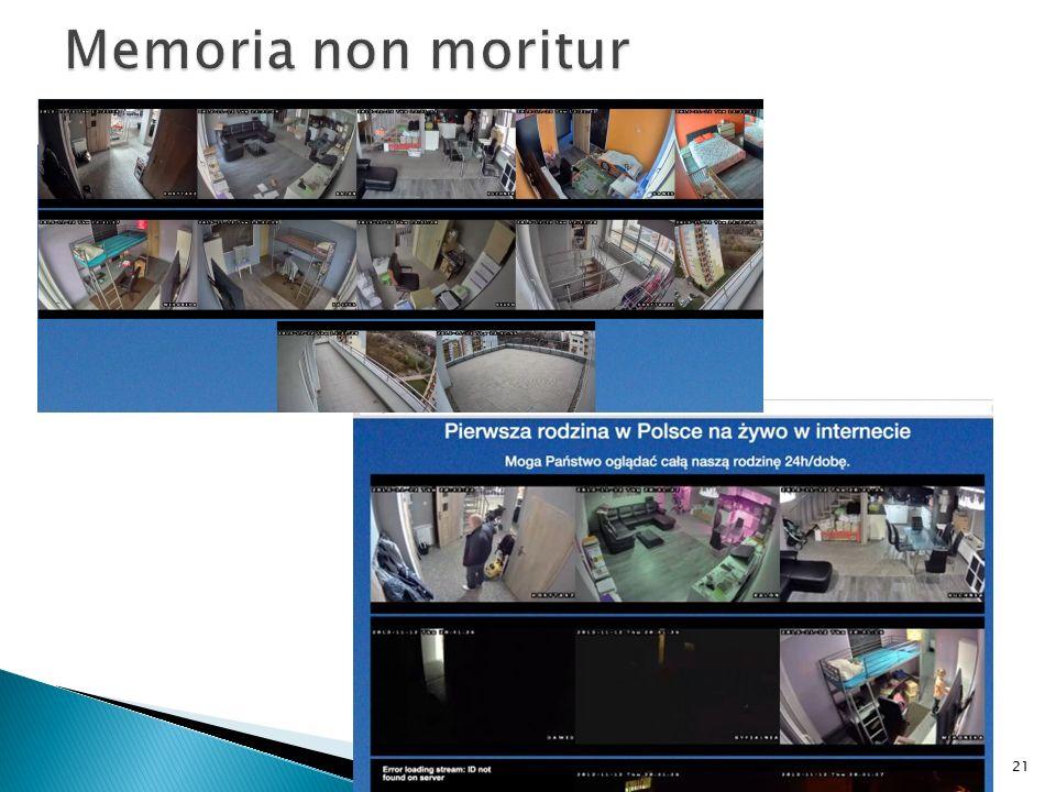 Memoria non moritur Poznańska rodzina , czwórka dzieci w wieku 2-13 lat. 12 kamer 24h