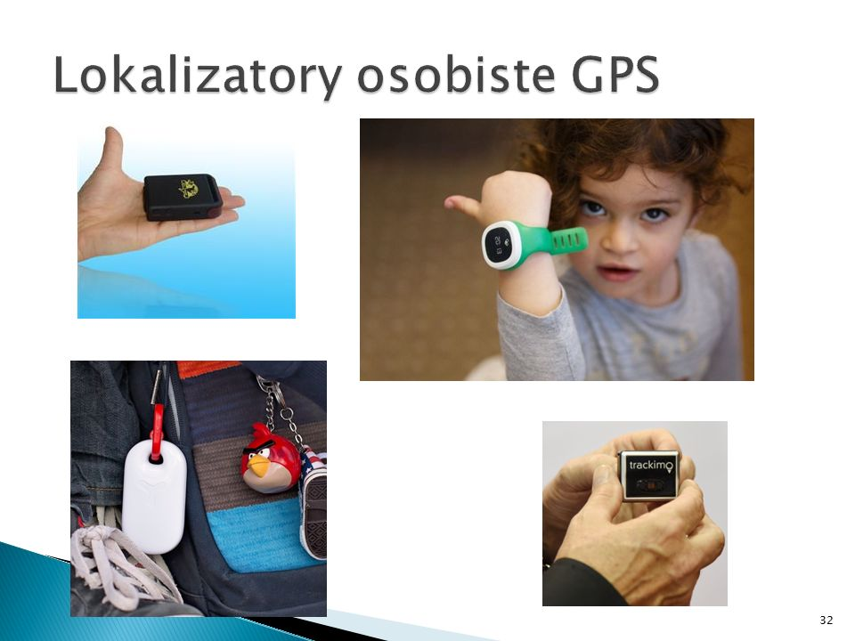 Lokalizatory osobiste GPS