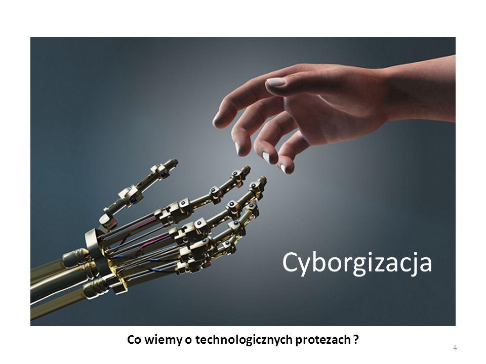 Cyborgizacja Co wiemy o technologicznych protezach