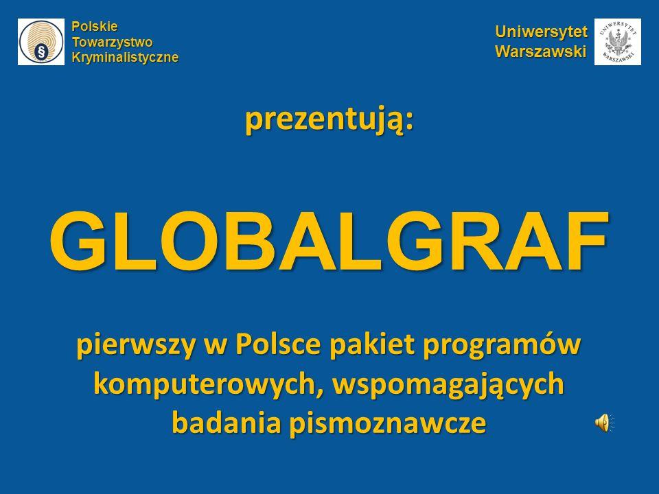 GLOBALGRAF prezentują: