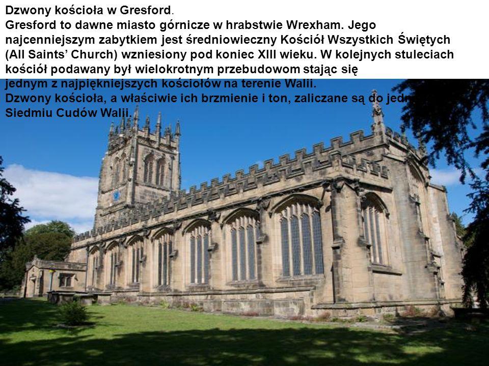 Dzwony kościoła w Gresford