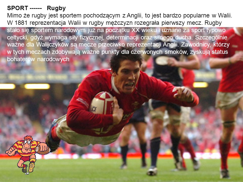 SPORT ------ Rugby