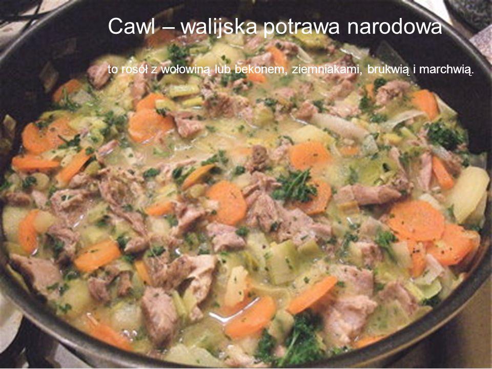 Cawl – walijska potrawa narodowa