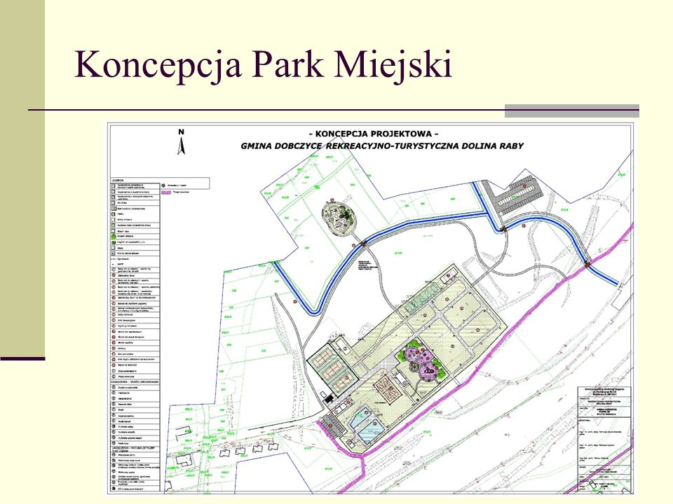 Koncepcja Park Miejski