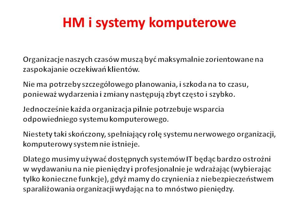 HM i systemy komputerowe