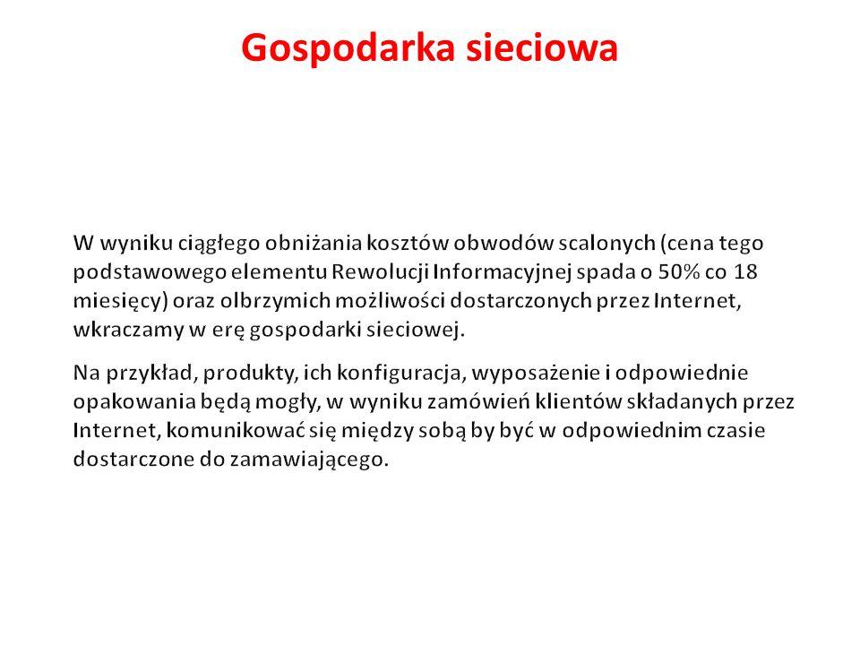 Gospodarka sieciowa