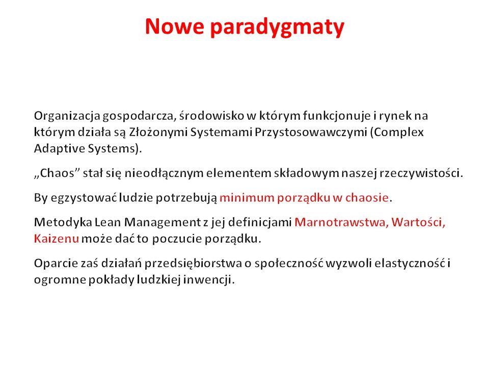 Nowe paradygmaty