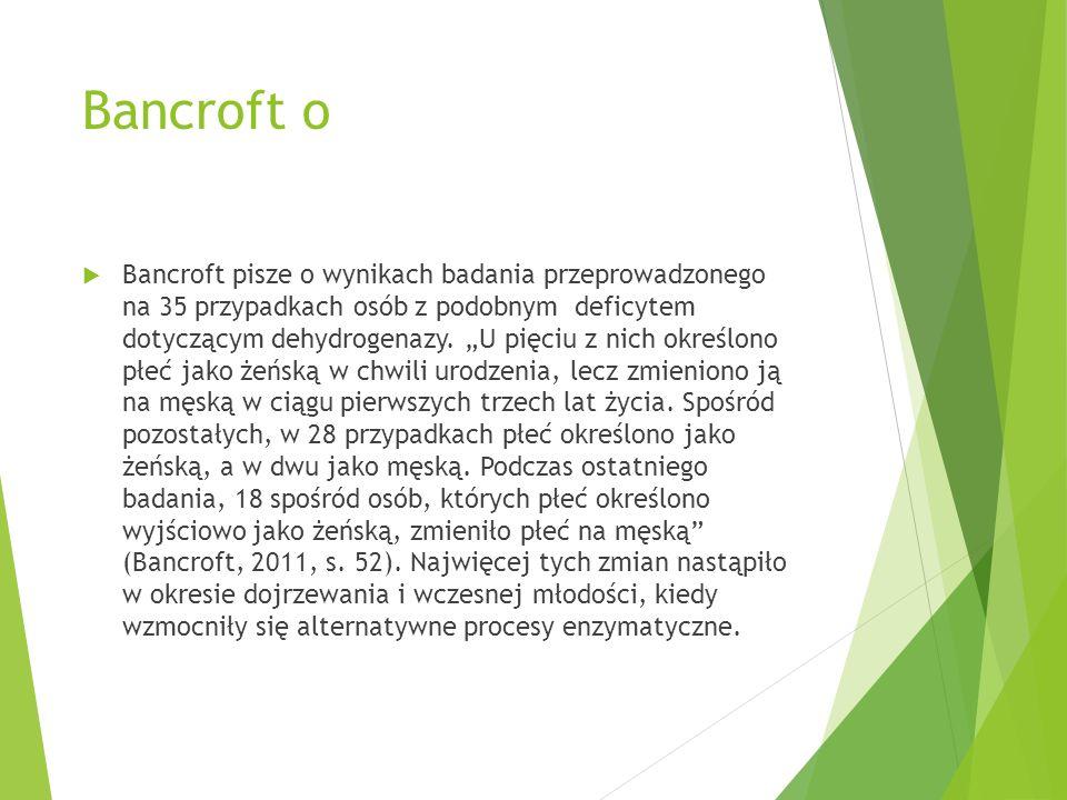 Bancroft o