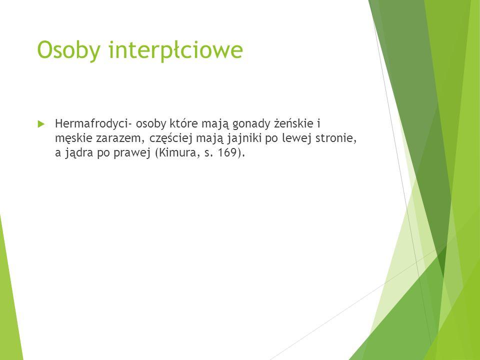 Osoby interpłciowe