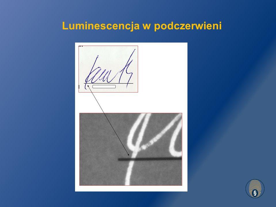 Luminescencja w podczerwieni