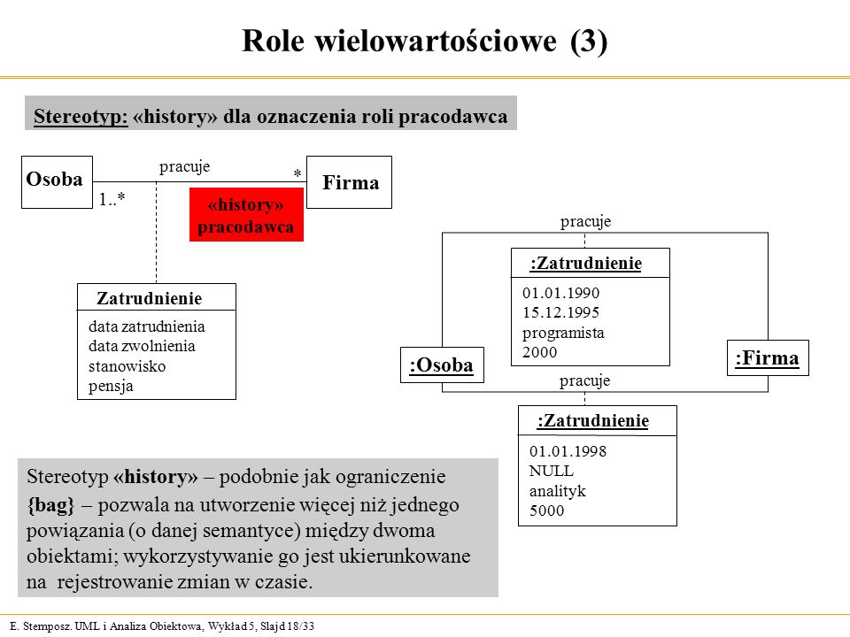 Role wielowartościowe (3)