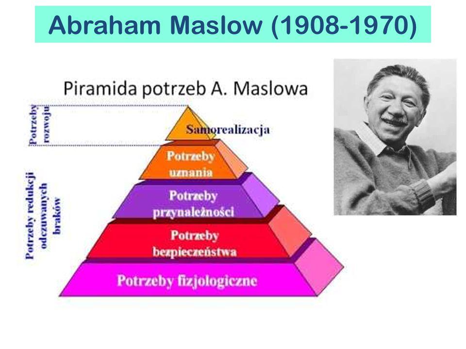 Abraham Maslow (1908-1970) Typ:
