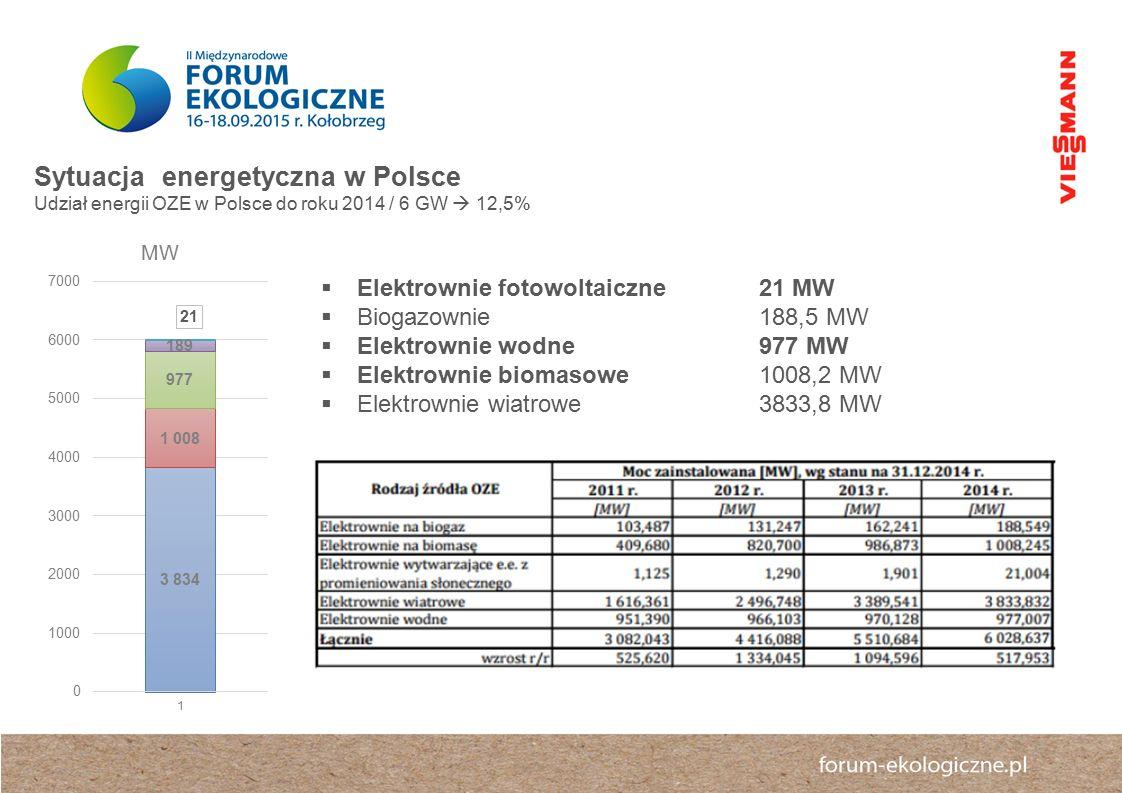 Sytuacja energetyczna w Polsce