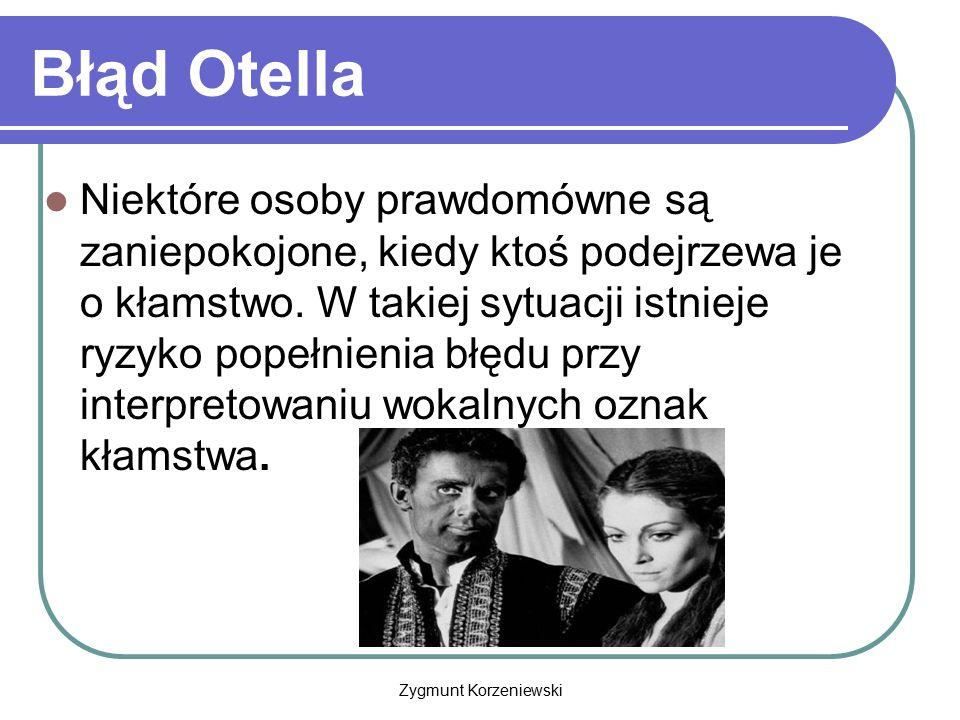 Błąd Otella