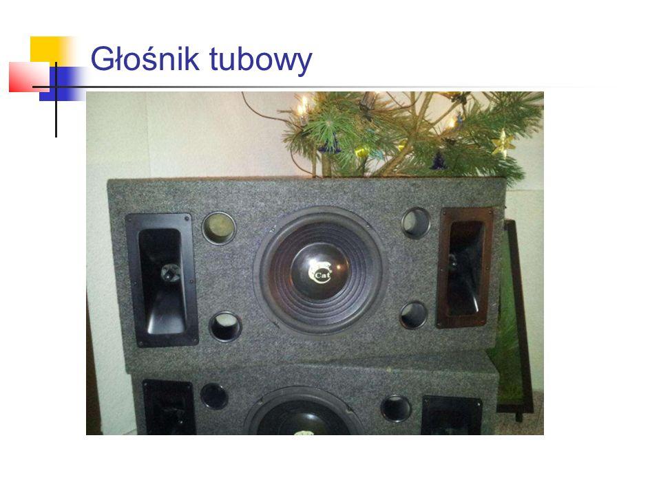 Głośnik tubowy