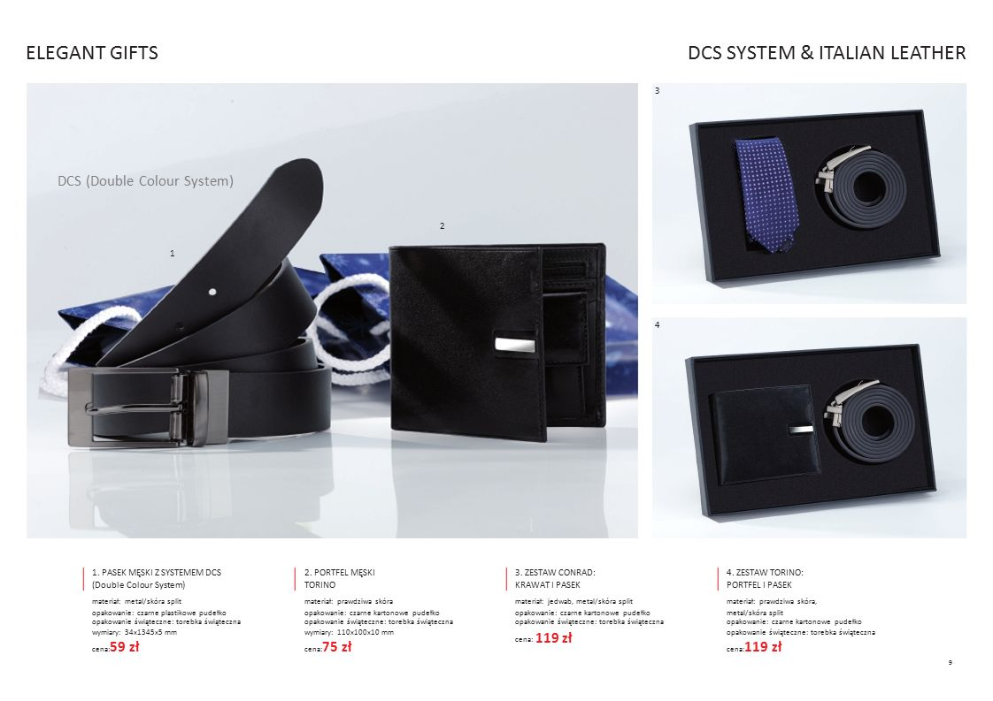 DCS SYSTEM & ITALIAN LEATHER