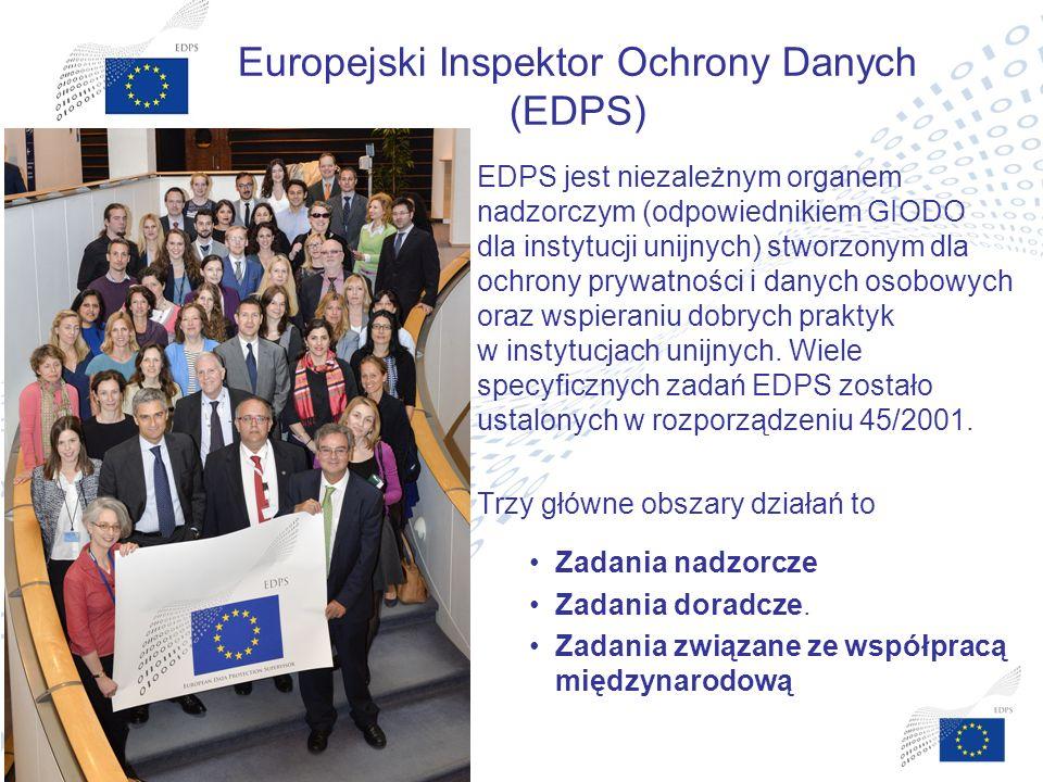 Europejski Inspektor Ochrony Danych (EDPS)
