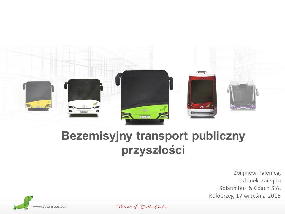 Bezemisyjny transport publiczny przyszłości