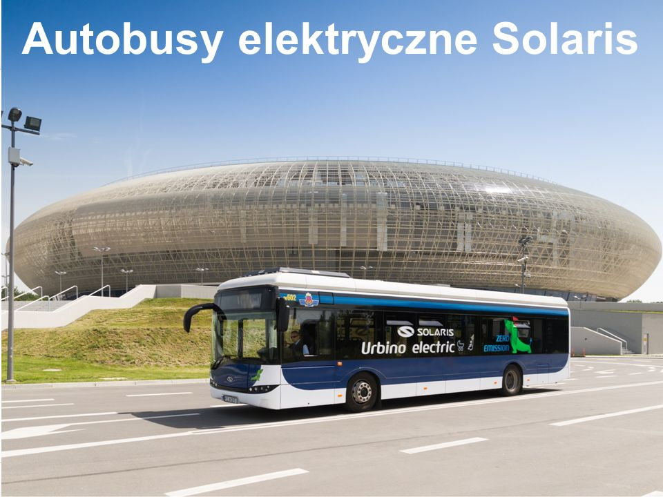 Autobusy elektryczne Solaris