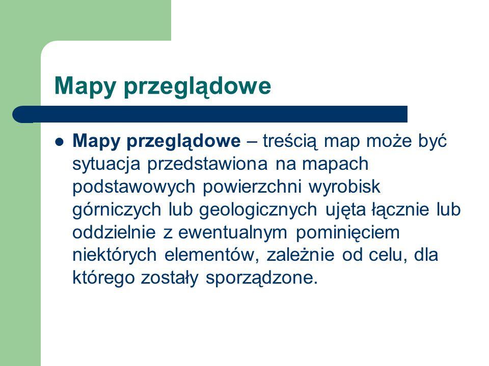 Mapy przeglądowe
