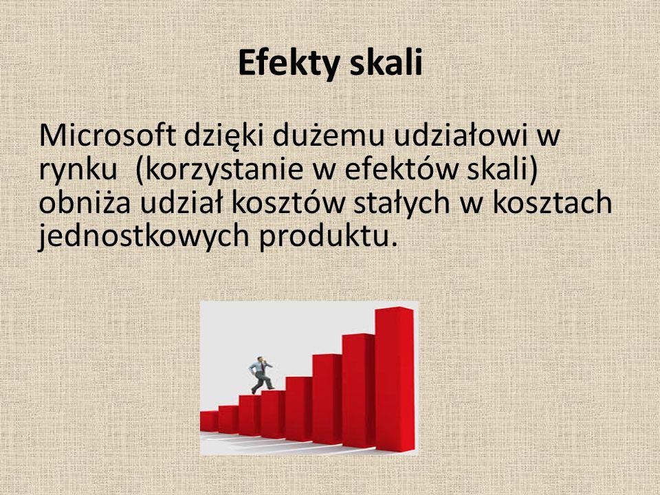 Efekty skali