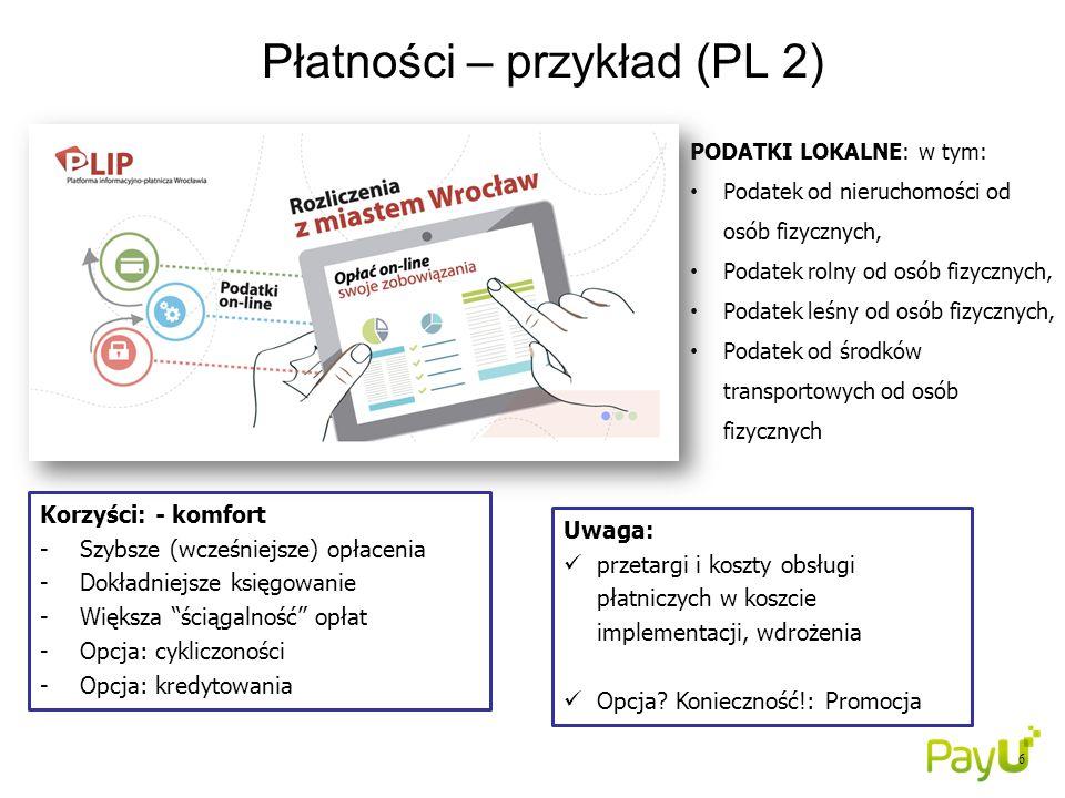 Płatności – przykład (PL 2)